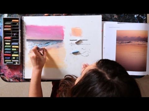 How to Draw Bodies of Water | Drawing Tutorial