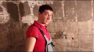 Монтаж разводки водопровода в квартире.