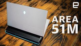 Alienware Area 51m Review: When gaming laptop meets desktop