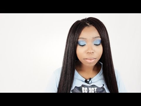 How To Do Tree Braids Yourself on Black Women Hair Supplies Tutorial Part 1