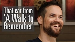 Drinking with the Stars: Yes, Shane West Bought the Camaro from