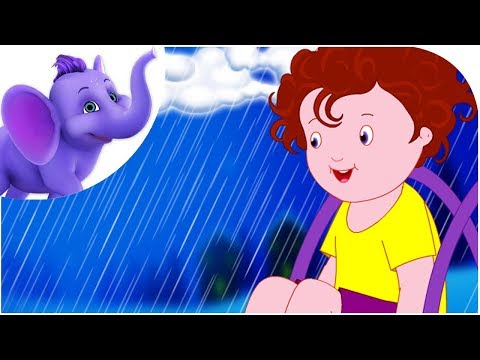 Rain, Rain, Go Away - Nursery Rhyme With Lyrics video