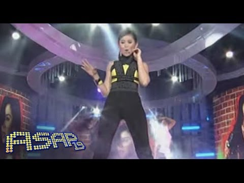 Sarah Geronimo Sings 'love Never Felt So Good' On Asap video