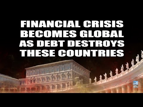 Global Economic Collapse Most CRITICAL Since Financial Crisis!