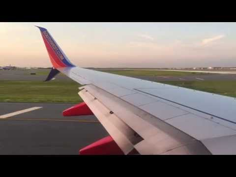 Southwest Airlines Takeoff Orlando