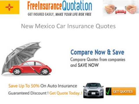 Cheap New Mexico Car Insurance