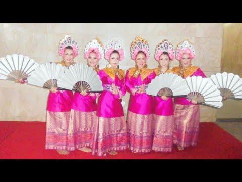 Tari Kreasi Kipas Melayu ( Sanggar Tari Tradisional Kendali Manik ) video