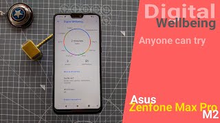 Digital Wellbeing Feature Ft. Asus Zenfone Max Pro M2_ M1 users bhi try Karna | Hindi