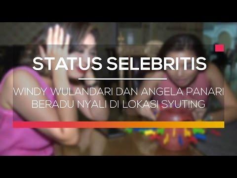 download lagu Windy Wulandari Dan Angela Panari Beradu Nyali Di Lokasi Syuting - Status Selebritis gratis