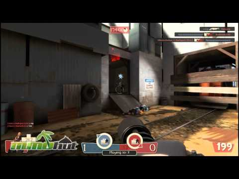 Team Fortress 2 Gameplay [F2P] - First Look HD