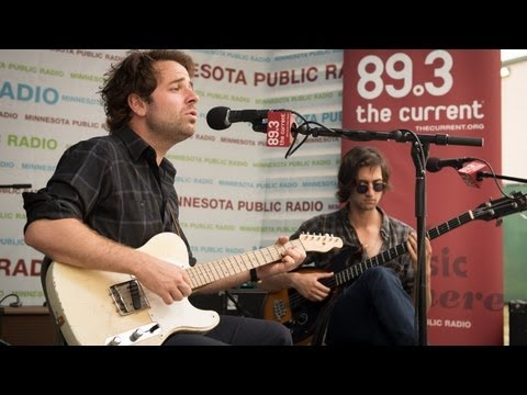 Dawes - If I Wanted Someone (Live on 89.3 The Current)