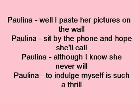 No Doubt - Paulina