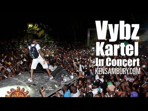 Vybz Kartel's Last Concert - 40 Minute Performance video