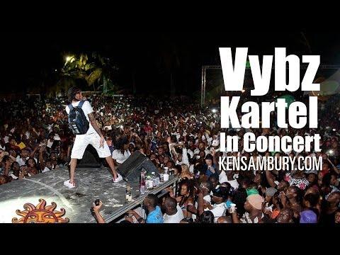 Vybz Kartel's Last Concert - 40 Minute Performance