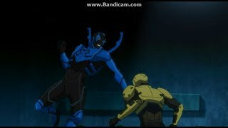 Teen Titans VS Justice League The Titans Train And Damian Meets The Titans