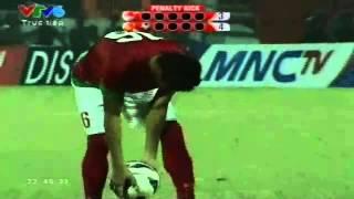 Chung kết U19 Việt Nam và U19 Indonesia (Pen)