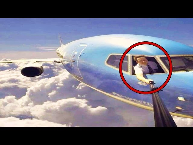 12 Most Extreme Selfies Ever Taken