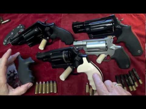 S&W Governor & Taurus Judge Revolvers