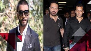 Ranveer Inspired By Hitler | Salman Khan's Bodygaurd Booked For Assault