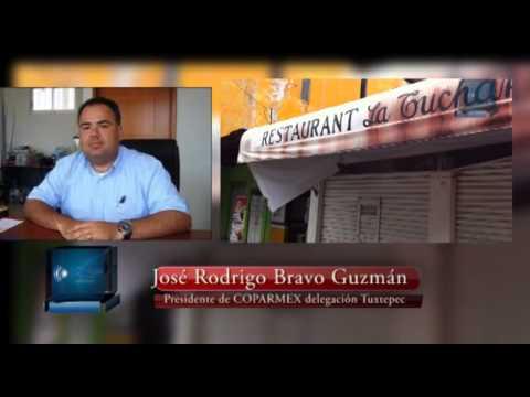 Considera COPARMEX que no es momento de invertir en Tuxtepec