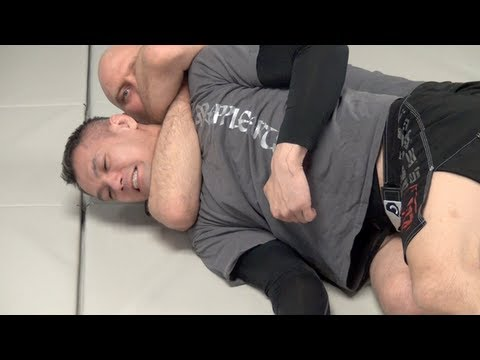 A Cool Trick for the Rear Naked Choke
