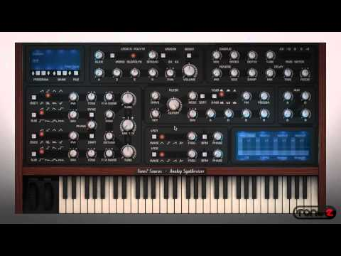 Download  Introduction to Tone2 Saurus Analog Synthesizer Gratis, download lagu terbaru