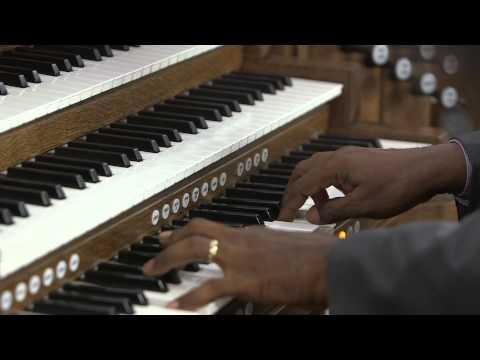 New Monarke organ for the Accra Ridge Church, Ghana.