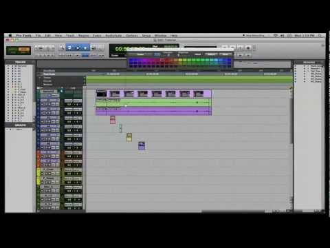 Pro Tools: Audio Post Production Tutorial 2
