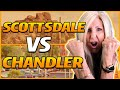 Living in Phoenix Arizona vs. Scottsdale Arizona [EVERYTHING YOU NEED TO KNOW]
