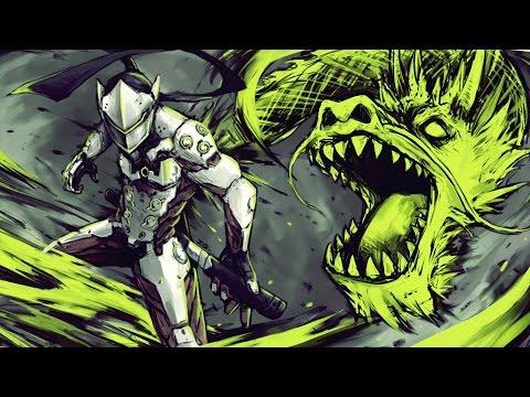 Overwatch: Top 50 Best Genji Plays