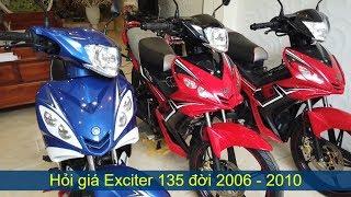 Hỏi giá Yamaha Exciter 135 nhỏ qua sử dụng tại Cần Thơ▶️Mekong today