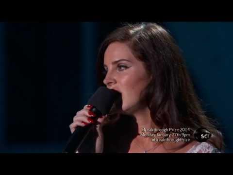 Lana Del Rey – Video Games (Live at Breakthrough Prize 2014)