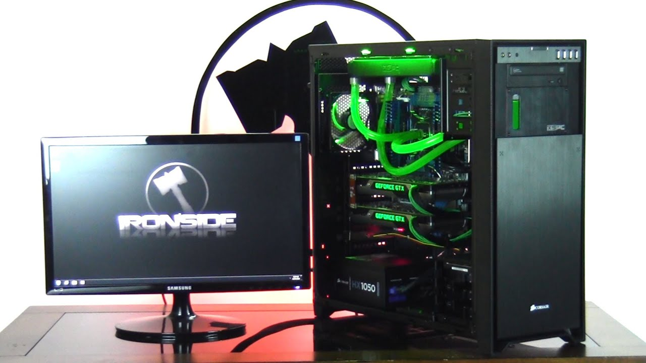 Ironside Computers Video Demonstration Order 813710