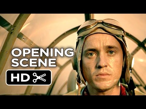 Against the Sun - Opening Scene (2015) - Tom Felton WWII Adventure HD