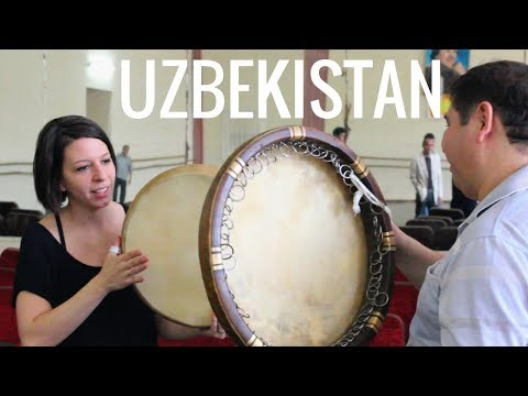 Uzbekistan: Dancing in Samarkand and Tashkent