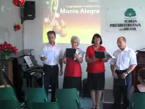 Quarteto Vitoria - Oh, vem, oh, vem, Emanuel -  .flv