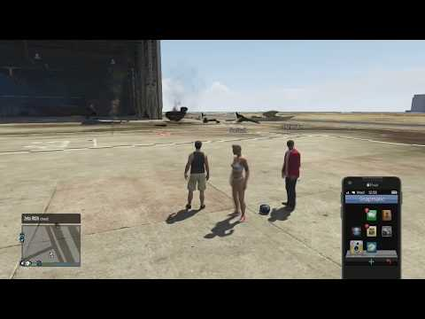 Gta 5 Online - Funny Moments #6 (miley Cyrus In Gta?) video