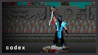 Mortal Kombat and the Cheat Code That Changed Gaming − Codex