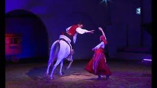 Grau-du-Roi (30) : nouvel an flamenco au milieu des chevaux