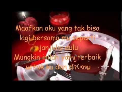 Ingin Kau Bahagia (Official Lyrics)
