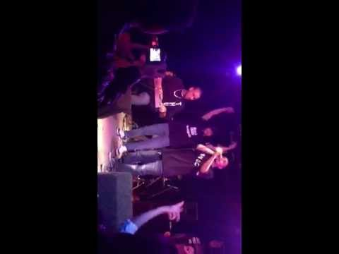 An-Scr + MFM LIVE @ Reggies Rock Club Chicago IL, Battle for Bone Thugs Contest PART#2