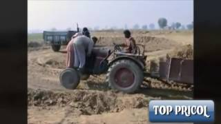 Tractor crash,cars accident compilation