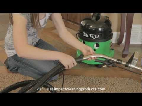 Numatic George Vacuum GVE370-2  *Entertaining Demo