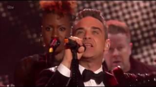 Brits Icon: Robbie Williams (07/11/2016) Part 1/6