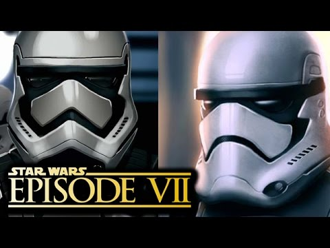 Star Wars Battlefront 3: Could Episode VII's New Stormtroopers Appear in the Game?