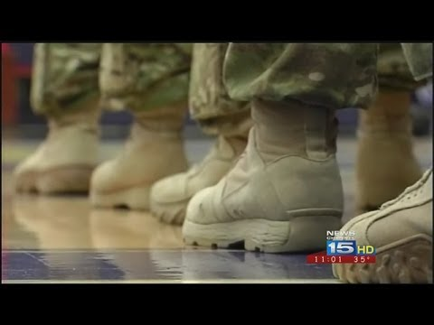 Military cuts funding for tuition assistance