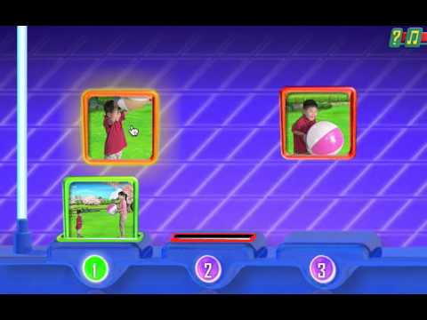 Special Agent Oso Three Healthy Steps Shuffle (Catching a Ball)
