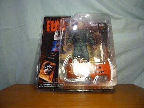 Mezco Jason Voorhees from Jason Goes To Hell. (Video 2) Friday The 13th