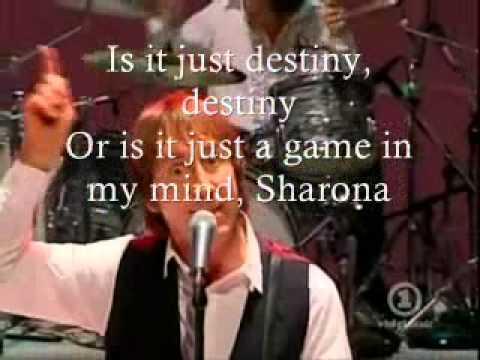 THE KNACK - My Sharona music video with lyrics - YouTube