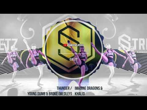 IMAGINE DRAGONS & KHALID - THUNDER/YOUNG DUMB & BROKE (MEDLEY) | CONTEMPORARY | Ep. 21